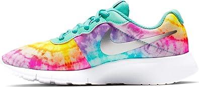 Amazon.com | Nike Tanjun Print (Tie-Dye