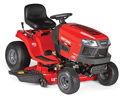 Craftsman T135 18.5 HP Briggs & Stratton 46-Inch Gas Powered Riding Lawn Mower