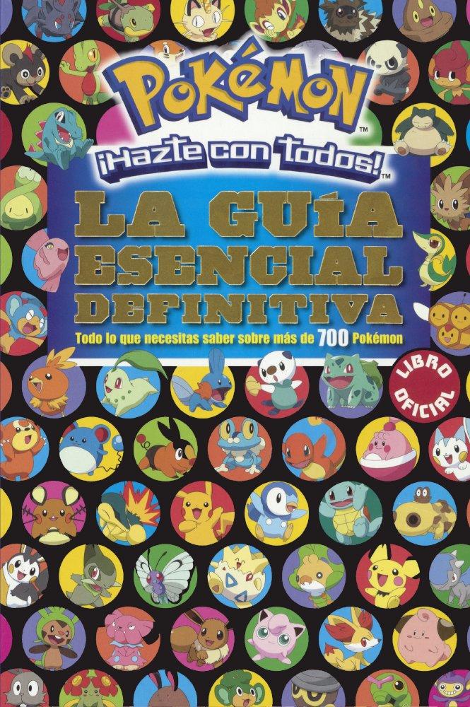 Read Online Pokemon La Guia Esencial Definitiva / Pokemon Deluxe Essential Handbook (Turtleback School & Library Binding Edition) (Spanish Edition) ebook