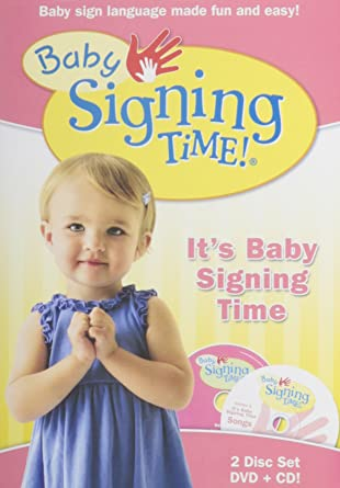 62a1343b4e51 Amazon.com  Baby Signing Time DVD Vol. 1  It s Baby Signing Time ...