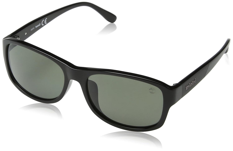 Timberland Sonnenbrille TB9062-F 5901D Gafas de sol, Negro (Schwarz), 59 para Hombre
