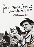 Cofre Jean-Marie Straub · Danièle Huillet Volumen 2 [DVD]