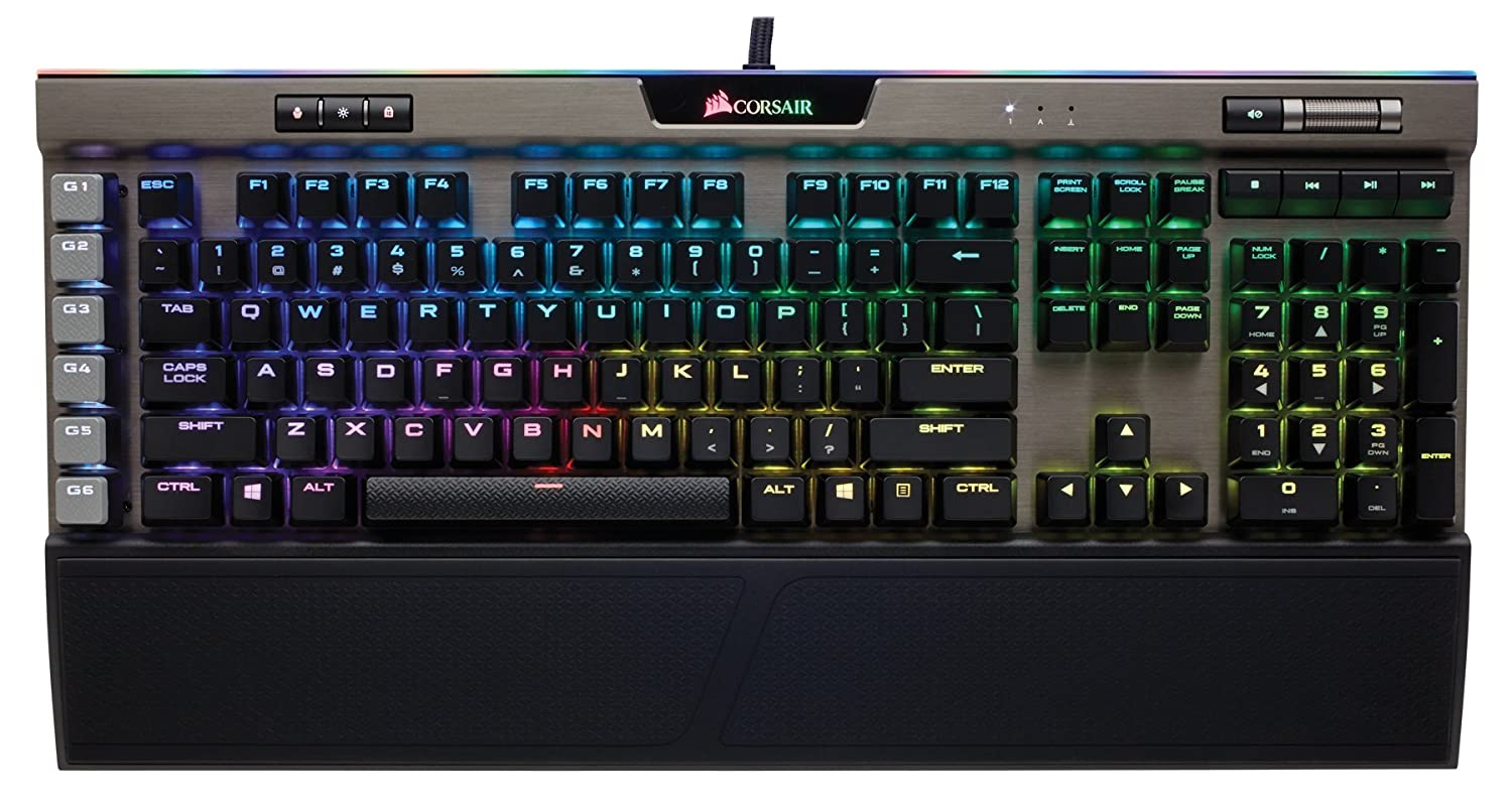 Corsair K95 Review
