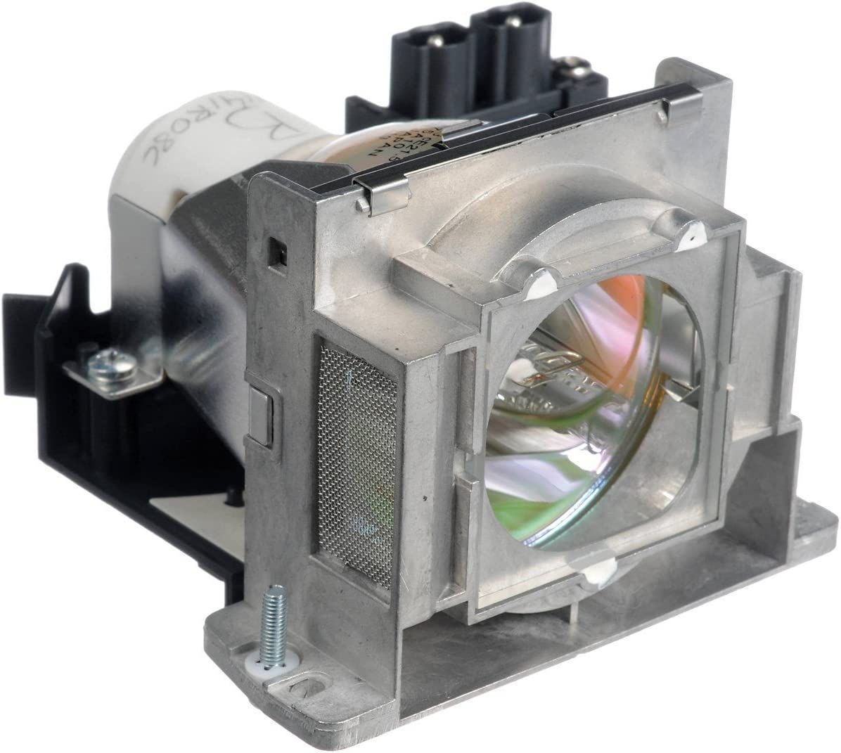 VLT-XD400LP Mitsubishi Projector Lamp Replacement Projector Lamp Assembly with Genuine Original Osram P-VIP Bulb Inside.