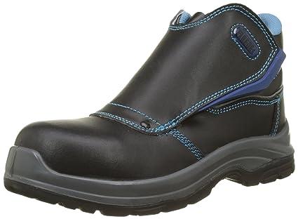 Paredes COLTAN NEGRO PAREDES SP5021-NE/36 - Bota seguridad negra y azul para