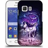 Head Case Designs Mystische See Verzauberte Einhörner Ruckseite Hülle für Samsung Galaxy Young 2