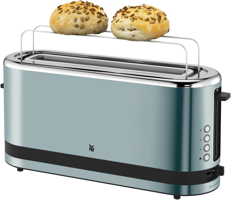 WMF 414120061 Grille-pain m/étallique Bleu