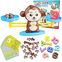 BBLIKE Juguete de Matemáticas, 65 PCS Monkey Balance
