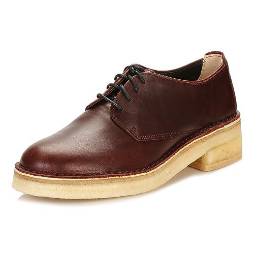 Chaussures Marron London Maru Nut Clarks Uk Femmes 8 xUfFqXnOwE
