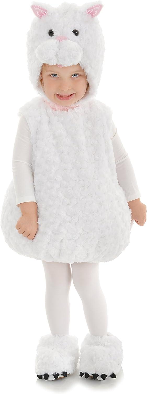 Underwraps Toddler's Cat Belly Babies Costume