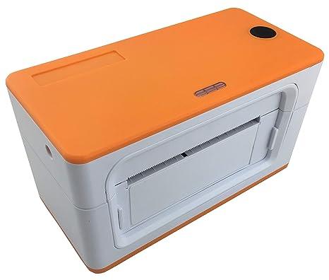 Amazon.com: Impresora térmica de etiquetas de envío 4x6 ...