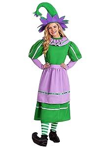 Adult Munchkin Girl Costume Large