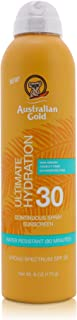 product image for Australian Gold Continuous Spf#30 Spray 6 Ounce Ultimate Hydr (177ml) (2 Pack)