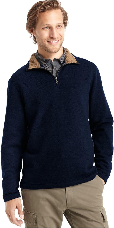 Bass /& Co G.H NEW I31 Men/'s Full Zip Fleece Hoodie Sweater SIZE//COLOR SALE