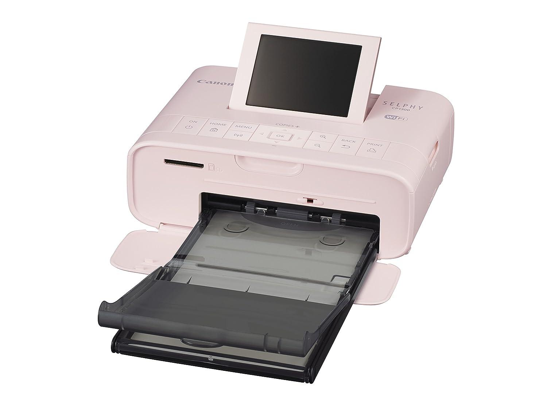 Canon SELPHY Compact Photo Printer Negro Impresora de Foto ...