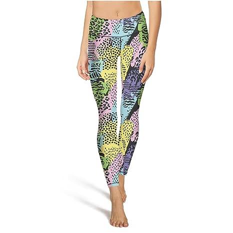 Amazon.com: Abstract leopard print decor womens Printed ...