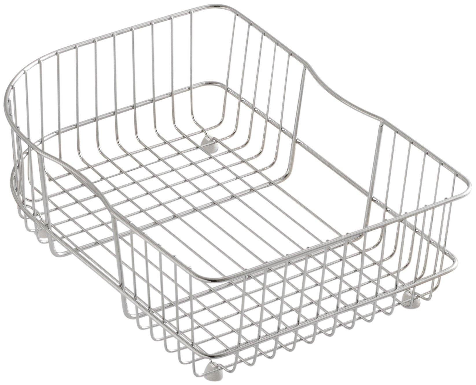 KOHLER K-6521-ST Wire Rinse Basket, Stainless Steel by Kohler