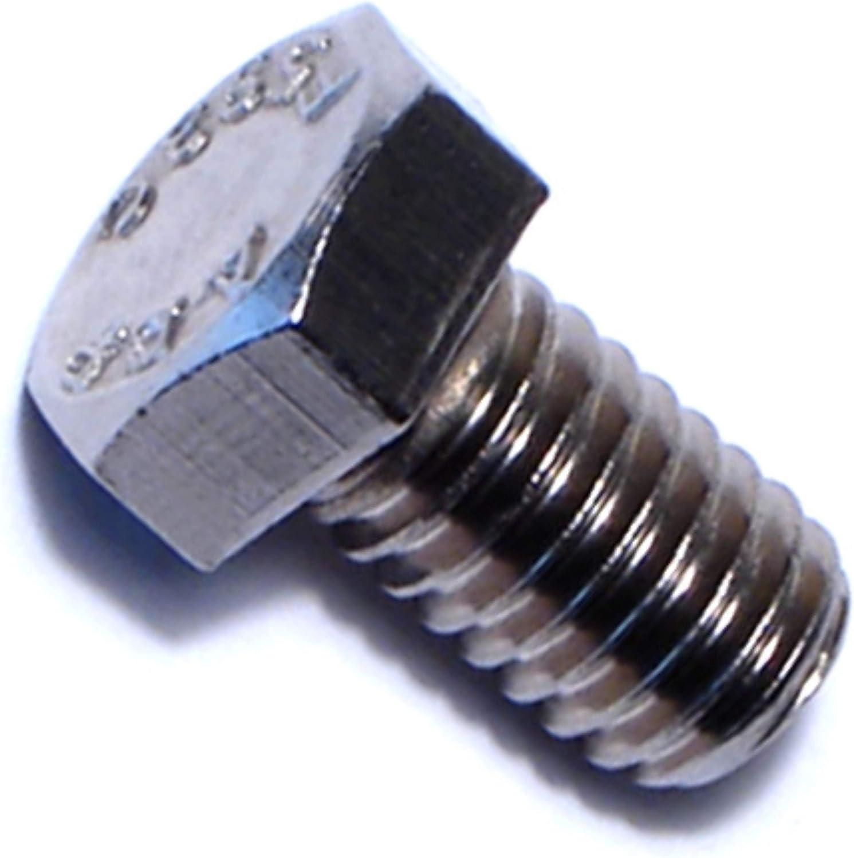 Hard-to-Find Fastener 014973183608 Coarse Hex Cap Screws 1//4-20 x 3-1//2 Piece-50