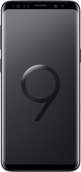 Samsung Galaxy S9 Smartphone Dual SIM 256GB Black: Amazon.es ...