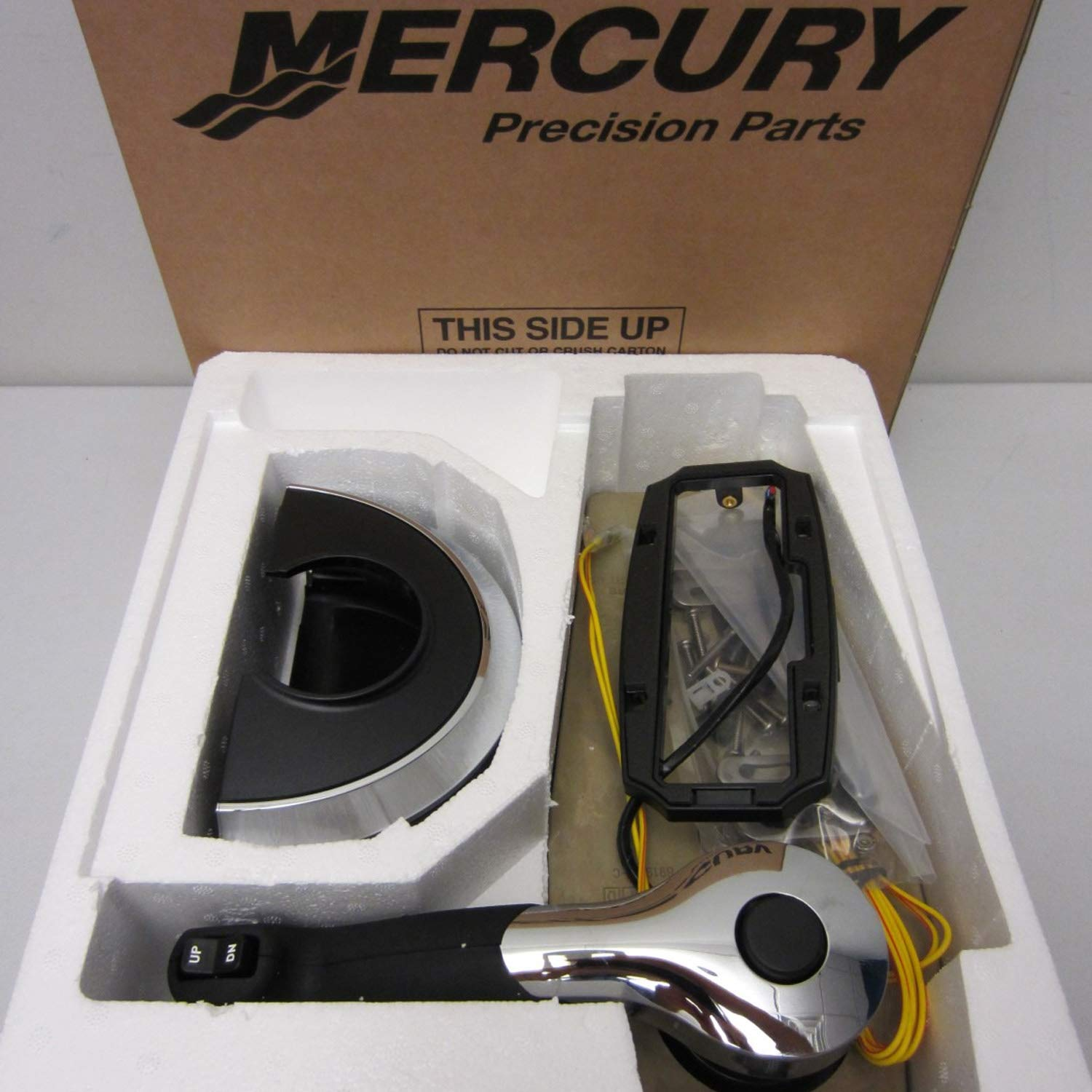 Mercury Top Mount Single Engine Outboard Motor Control W 85 Force Wiring Schematic Trim 8m0059686 Automotive