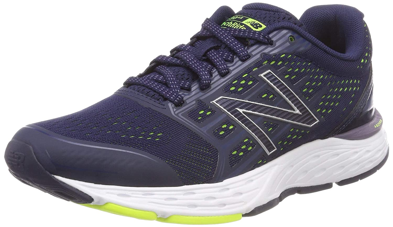 separation shoes 29a80 07724 New Balance W680v5, para Zapatillas de Running Cosmic para Mujer Multicolor  Mujer (PigmentDeep Cosmic SkyHi-lite Cv5) 68b4fef