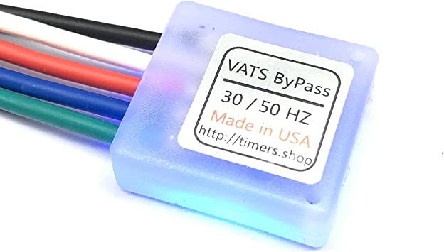 Amazon.com: Timers.Shop GM VATS PASSkey II Bypass Module for LS1 ... passkey 3 wiring diagram Amazon.com