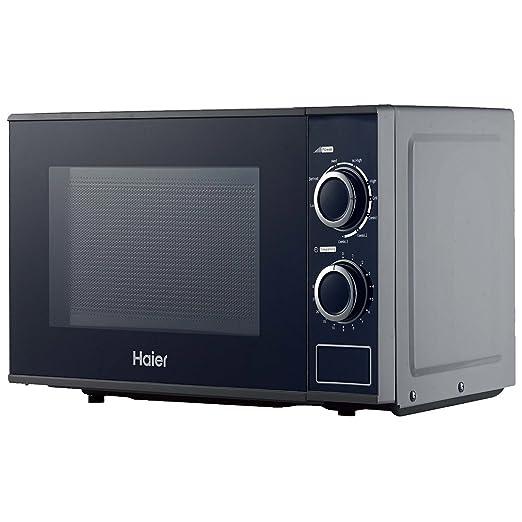 Haier HGN-2070MGS Encimera 20L 700W Negro - Microondas ...