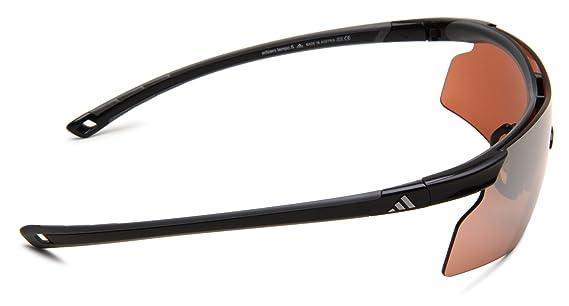Amazon.com: adidas Adizero Tempo S A186 6052 Escudo anteojos ...