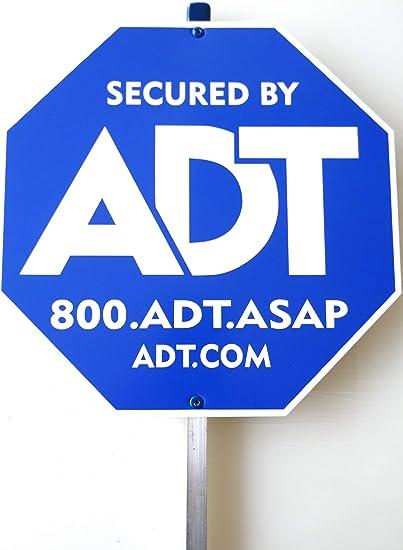 Amazon.com: Carteles de seguridad para patio, 11.0 x 11.0 in ...
