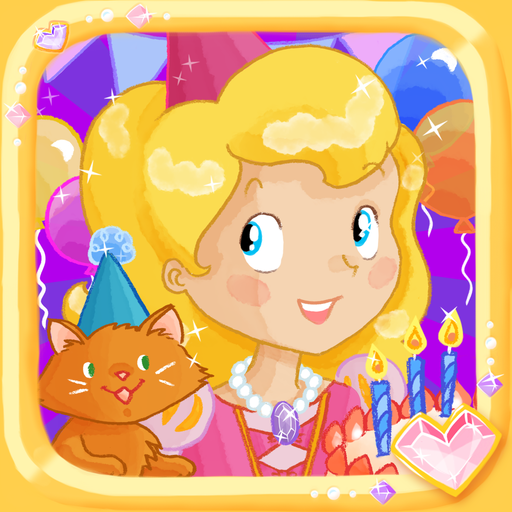 White Party Dress Ideas - Princess Birthday Party Puzzle Game for Kids: Attend a Royal Party with Princesses, Ponies, Kittens, and More! - Education Edition