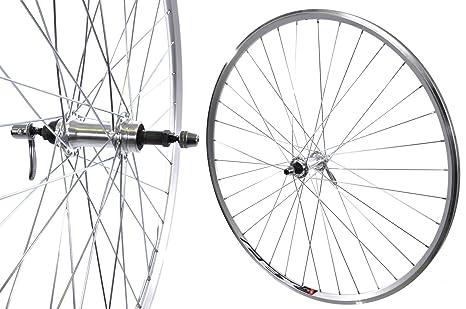 Par 700 C (622 x 13) Road Bike Racing Ciclo ruedas Llantas de ...