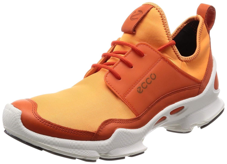 FIRE PAPAYA Ecco Biom C - Men's shoes Red