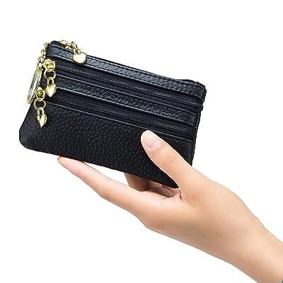 Women Coin Purse Case Wallet Card Holder Key Change Bag Zip Mini Pouch Cute Gift