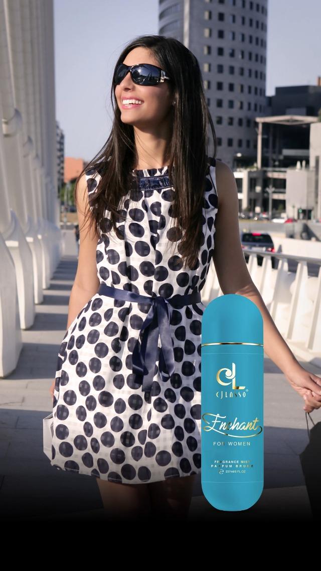CJ Lasso Enchant For Women Fragrance Mist 8.0 oz