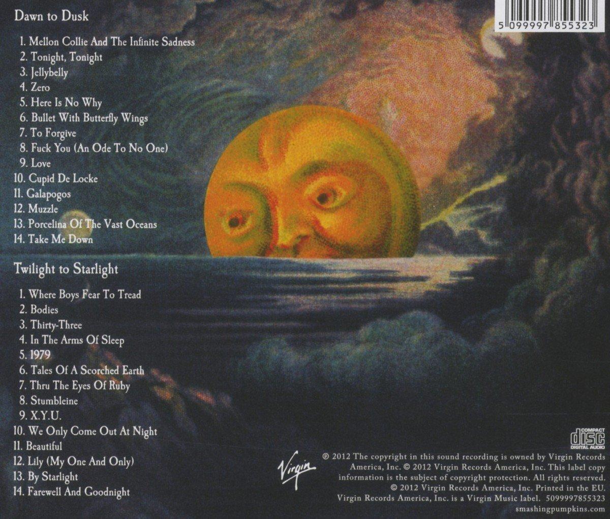 Mellon Collie And The Infinite Sadness explicit_lyrics
