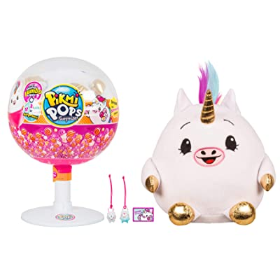 Pikmi Pops Dream The Stretchy Unicorn Toy, Multicolor: Toys & Games