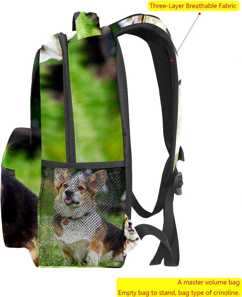 Backpack School Bag Casual Travel Daypack Bookbag,Student Sports Bag Gifts for Men Women Teenage Girl BoyRucksack Brick Wall