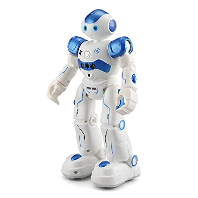 ZMZS CADY WIDA and YH Intelligent Programming Gesture Control Robot RC Toy Gift for Children Kids Entertainment