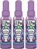 Air Wick Spray V.I.Poo Anti Odeur Parfum Lavande Superstar 55 ml - Lot de 3
