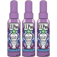 Air Wick Spray V.I. OOP anti-geur lavendel Superstar 55 ml - 3 stuks