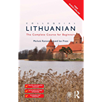 Colloquial Lithuanian: The Complete Course for Beginners (Colloquial Series) (English Edition)