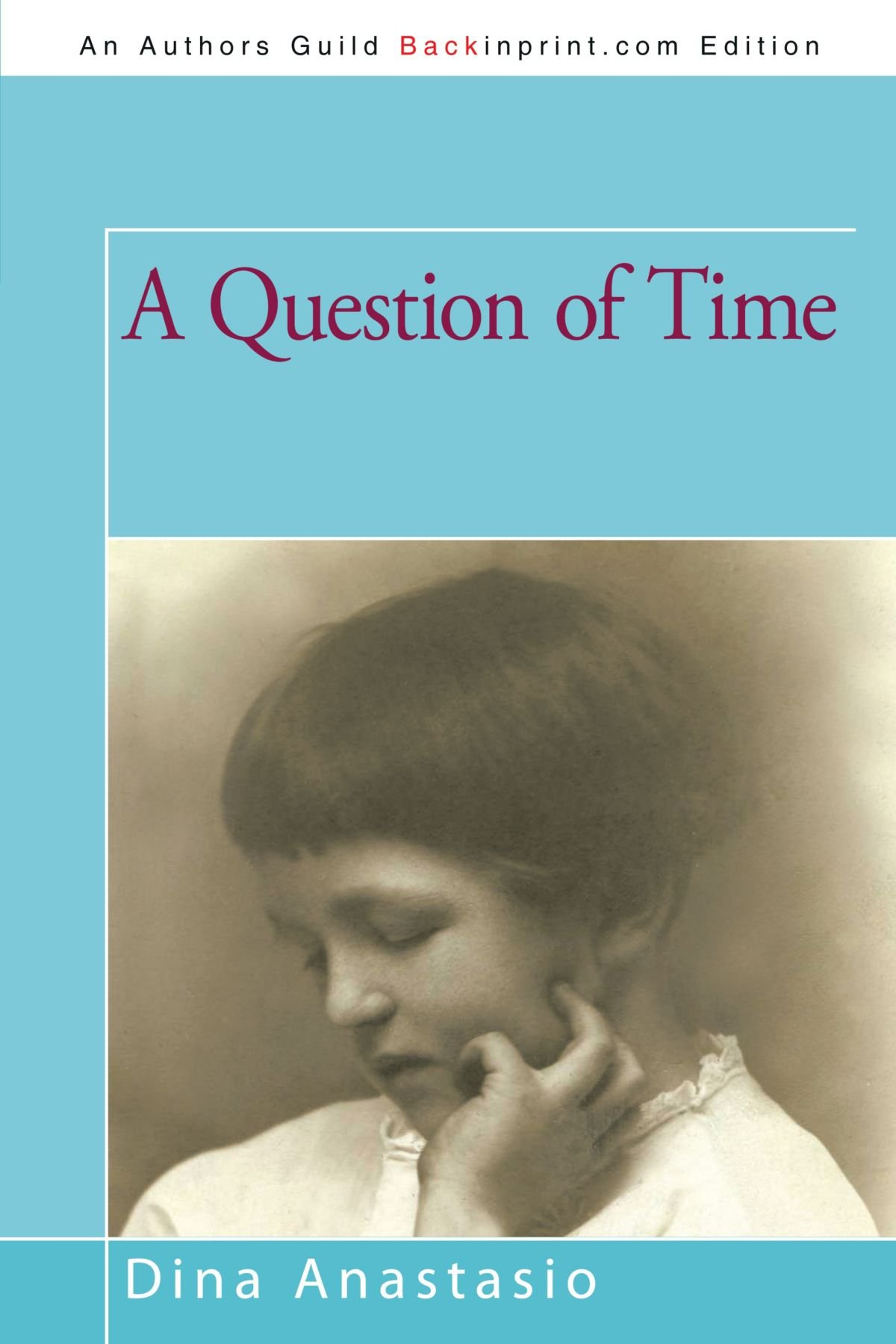 Read Online A Question of Time PDF