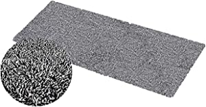 """Clean Step Mat Runner (24"""" x 60"""")- Gray"""