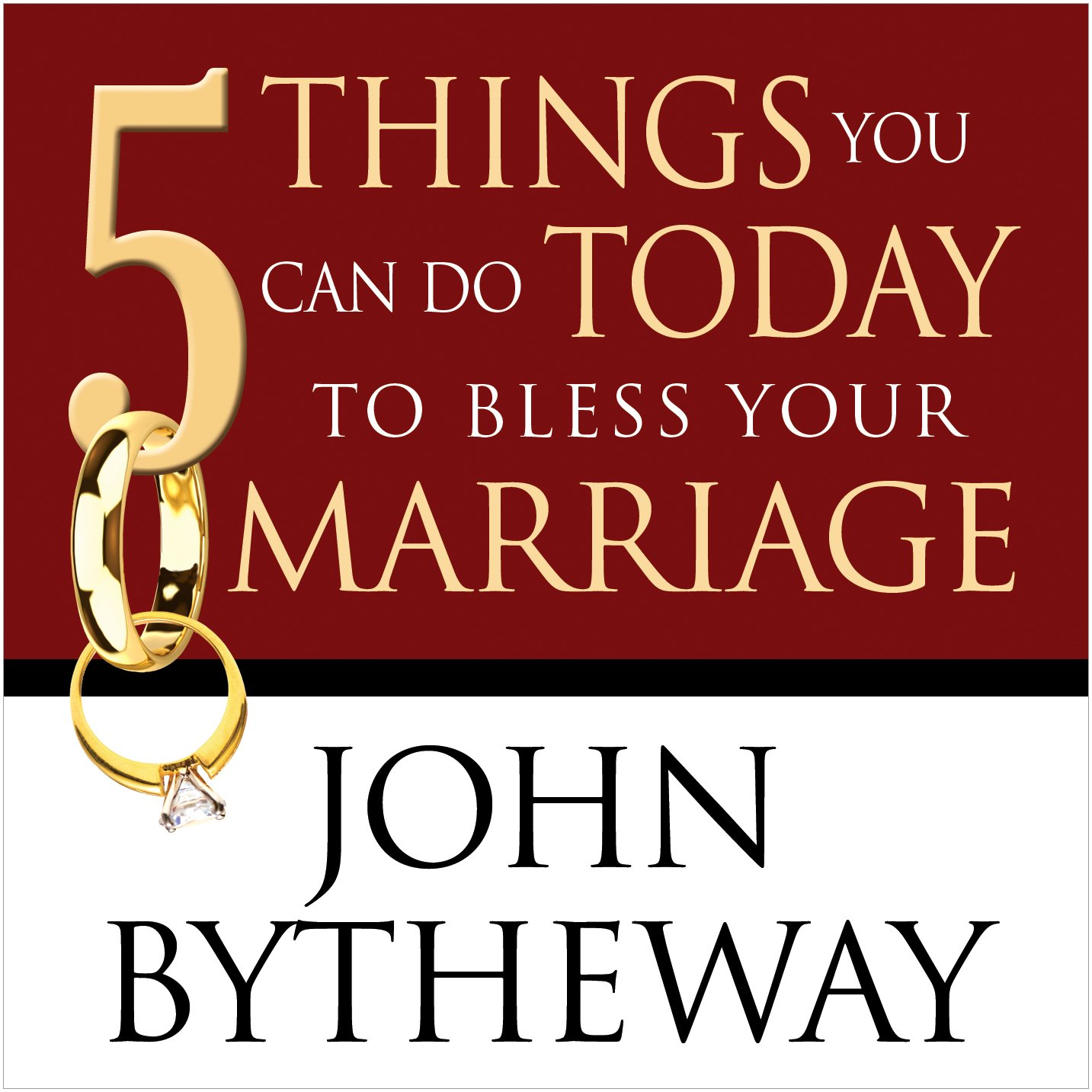 5 Things You Can Do Today To Bless Your Marriage ebook