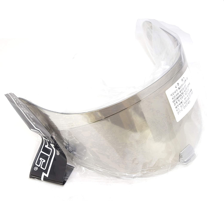 Bike Racing Motorcycle Helmet Accessories Silver For R-PHA 10 PLUE helmets HJC HJ-20P Shield // Visor Gold,Silver,Blue,Smoke,Clear,Pinlock Ready Made in Korea