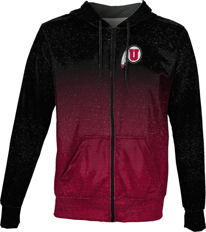 Gradient ProSphere University of Utah Mens Fullzip Hoodie