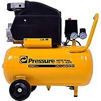 Compressor De Ar 8,2 Pés 25 Litros Moto Press Pressure -220V