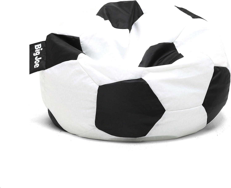 Big Joe 615137 Bean Bag Chair Soccer Ball Bean Bag