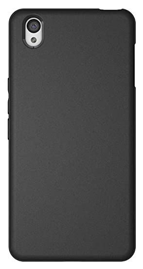 outlet store 3cf34 935ae OnePlus X Case, Diztronic Full Matte Slim-Fit Flexible TPU Case for OnePlus  X - Black - (OPX-FM-BLK)