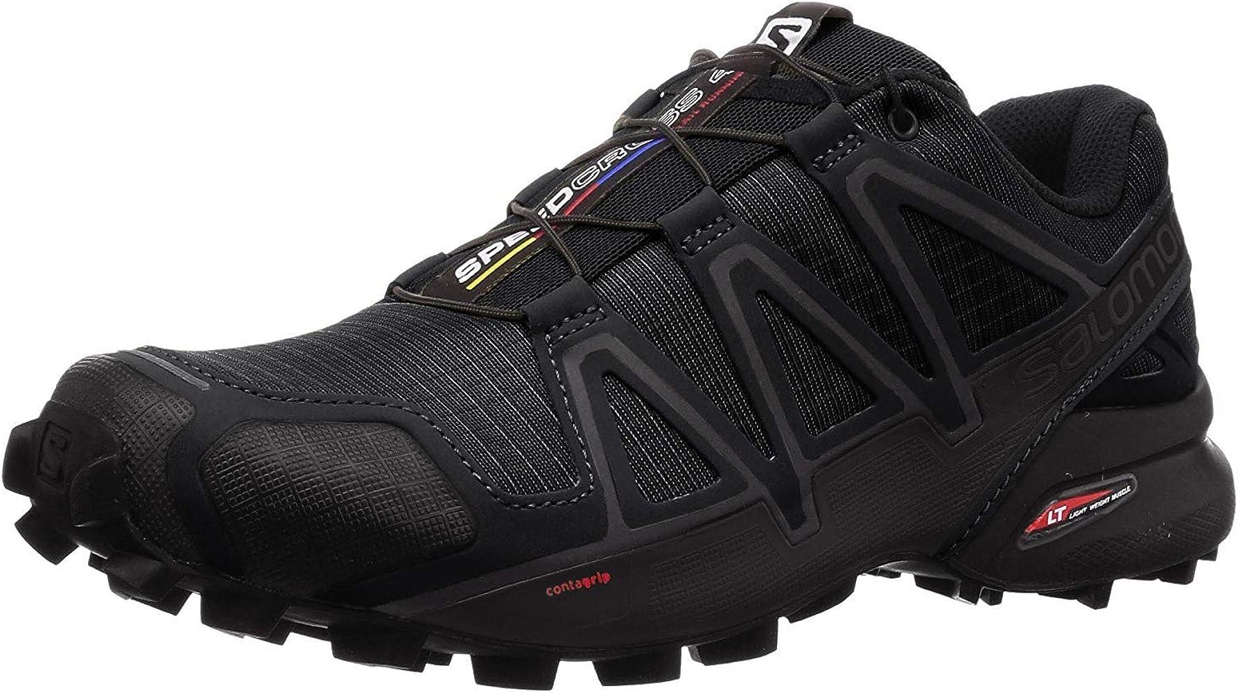 Salomon Speedcross 4 Wide, Zapatillas de Running para Asfalto para ...